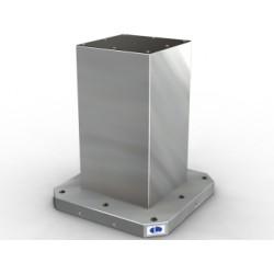 BP07 - Wieża kwadratowa czworoboczna