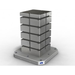 BP09 - Wieża kwadratowa czworoboczna
