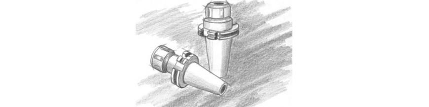 Oprawki narzędziowe frezarskie